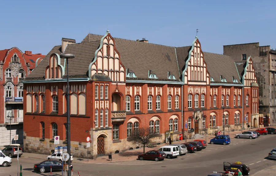 Gmach Poczty Głównej