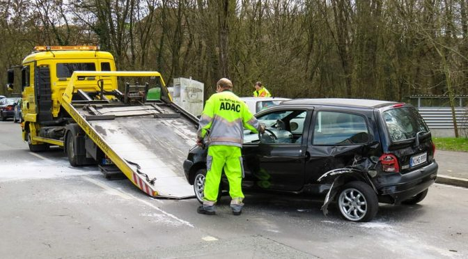 Pomoc drogowa – kiedy jest potrzebna