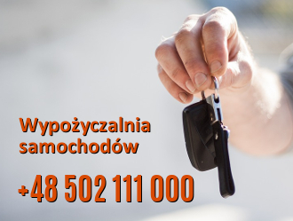 Wypożyczalnia samochodów Bielsko-Biała
