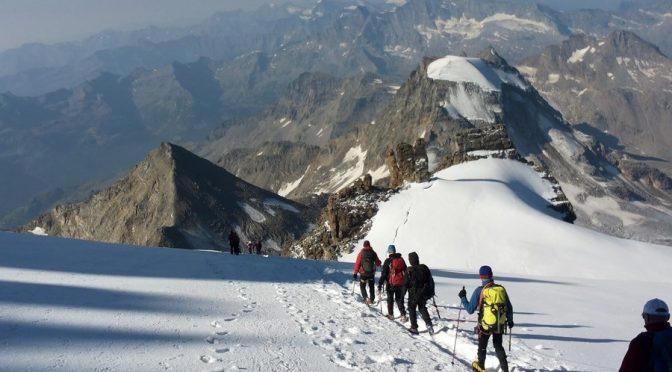 Profesjonalne wycieczki trekkingowe w Alpach