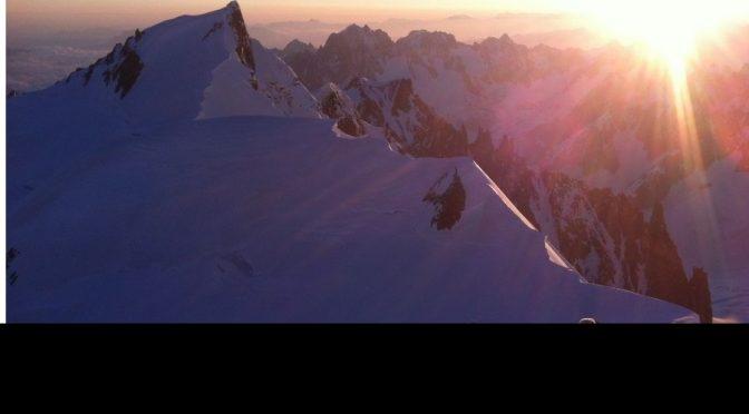 Trekking dookoła Mont Blanc.