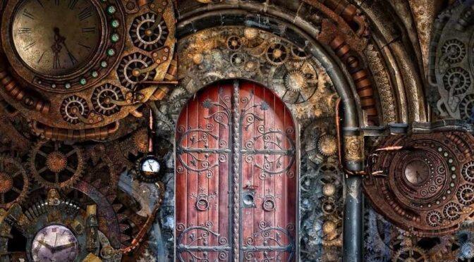 Wymiana drzwi w domu jednorodzinnym.